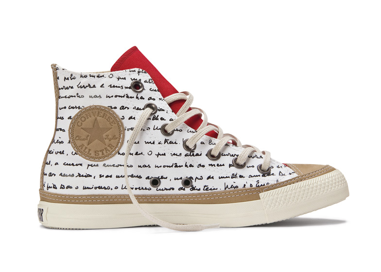 Converse Oscar Niemeyer Collection