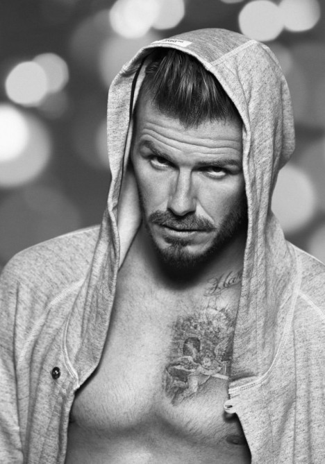 David Beckham holiday H&M campaign 2012