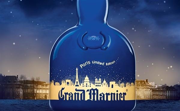 Grand Marnier Paris bottle