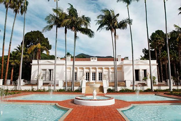 Scarface villa