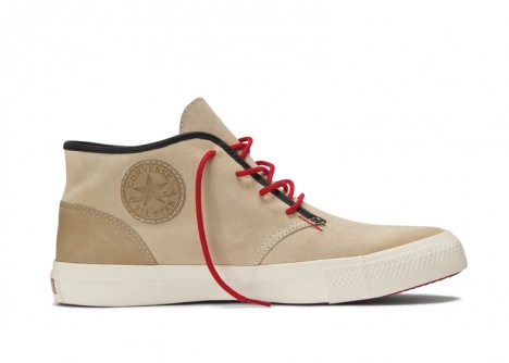 The Oscar Niemeyer Collection for Converse