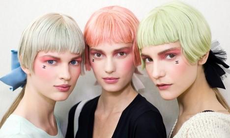 Versailles de Chanel makeup collection
