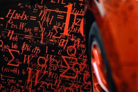 Bugatti Veyron Grand Sport Venet formulas
