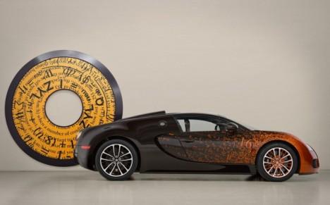 Bugatti Veyron Grand Sport Venet pic
