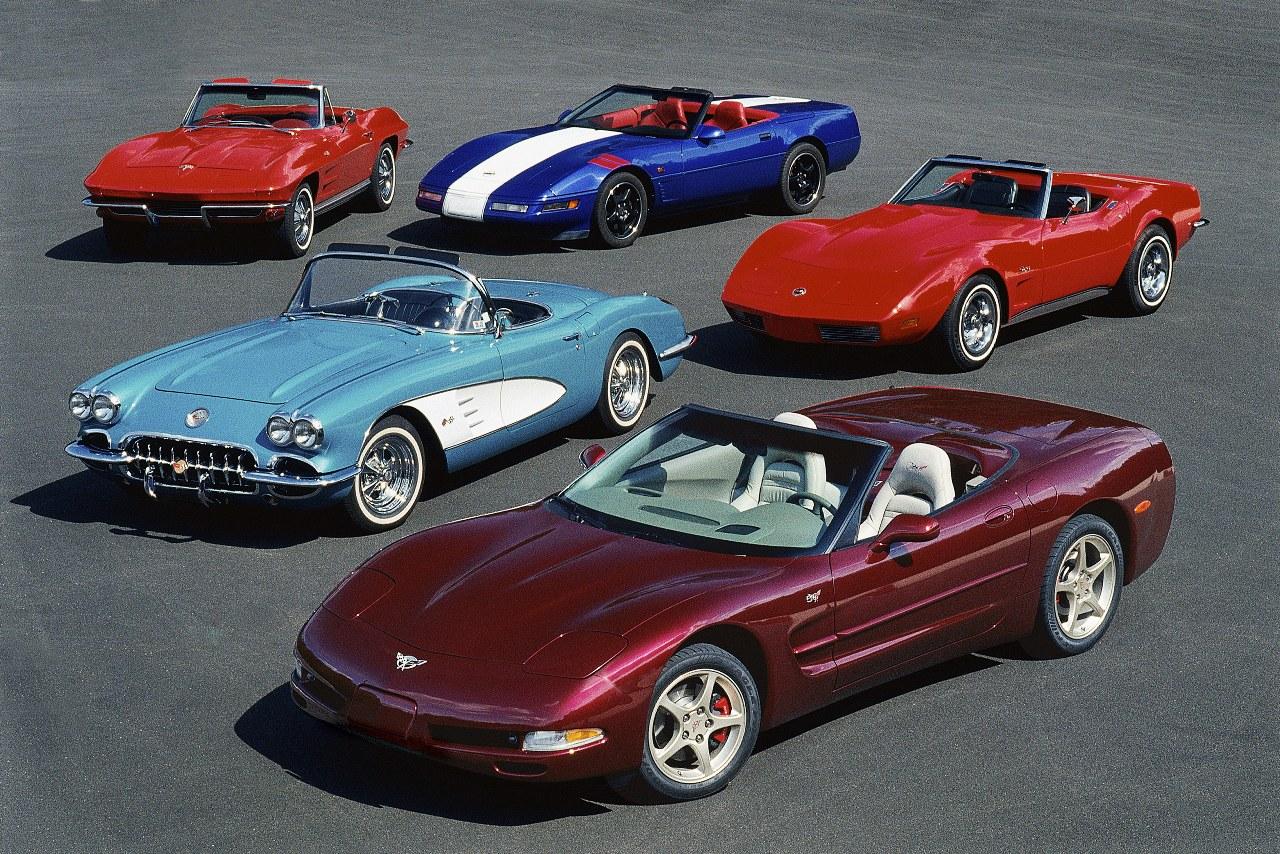 Chevrolet Corvettes