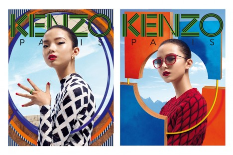 Kenzo Accessories Fall 2012