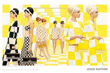 Louis Vuitton Spring 2013 Campaign