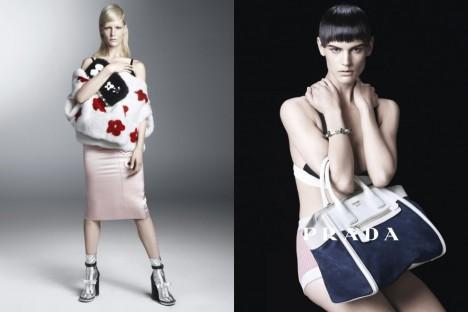 Prada Spring 2013 Campaign