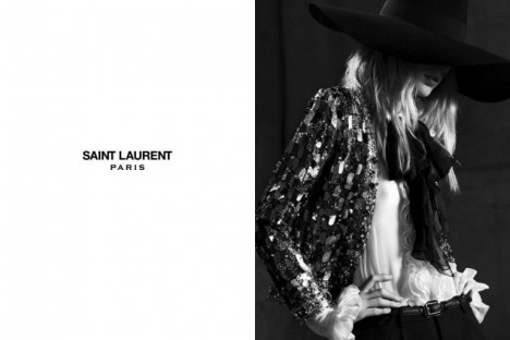 Saint Laurent Paris Spring Summer 2013