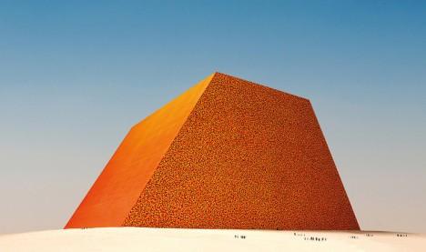 World biggest sculpture