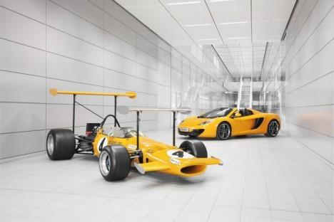1969 McLaren F1 M7C