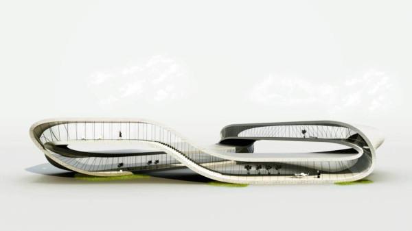 3D Printed House Amsterdam