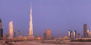 Dubai inaugurates world's tallest building
