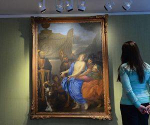 Charles Le Brun Painting Ritz Paris