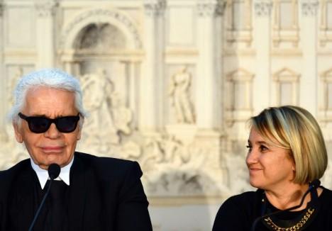 Fendi to fund Trevi Fountain repairs