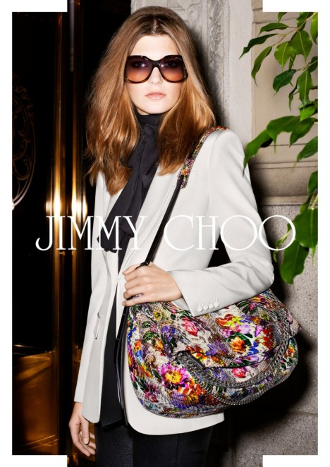Jimmy Choo Spring 2013 Campaign