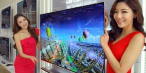 LG to sell OLED TVs next month