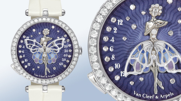Lady Arpels Ballerine Enchantee