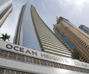 Ocean Heights dubai