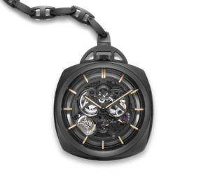 Panerai Pocket Watch Tourbillon GMT Ceramica