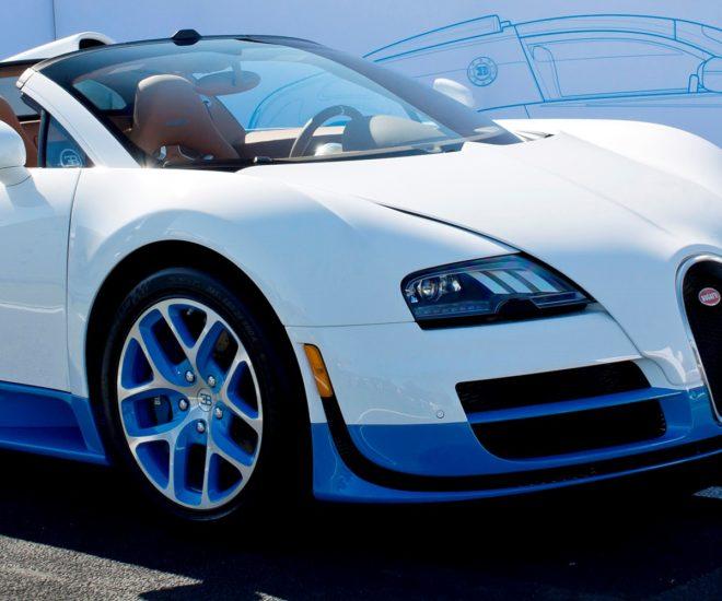 Bugatti Veyron Vitesse: Bugatti Veyron 16.4 Grand Sport Vitesse