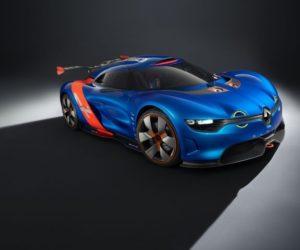 concept car Renault Alpine