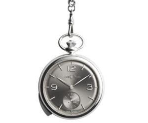 BR PW1 Argentium Minute Repeater