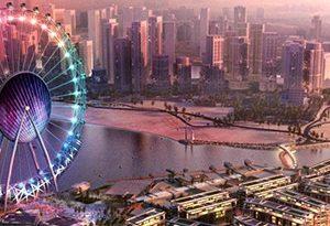 Dubai Eye Ferris wheel