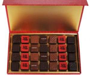 Jean-Paul Hevin Chinese New Year bonbons