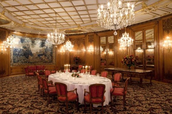 Le bristol hotel Luxury suite