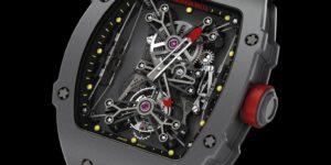 Rafael Nadal gets new superlight watch