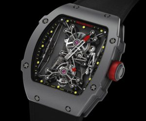Richard Mille Tourbillon RM 27-01 Rafael Nadal