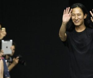 fashion show alexander wang