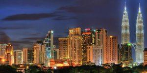 Skybar at Traders Hotel, Kuala Lumpur