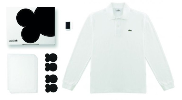 polo shirt kit Lacoste