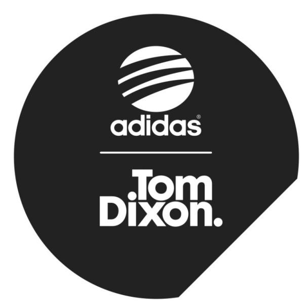 Adidas Tom Dixon logo