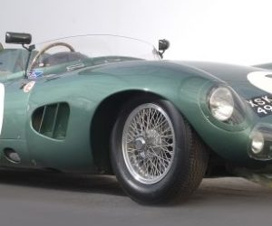 Aston Martin DBR1 photo