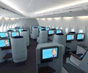 KLM World Business Class