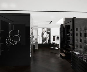 Karl By Karl Lagerfeld Pop-up Shop