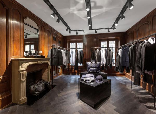 Karl Lagerfeld concept store Paris