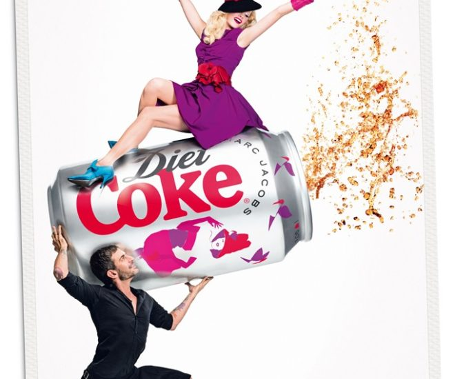 Marc Jacobs Diet Coke Ad Campaign 3