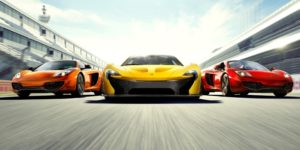 McLaren working on a new entry-level supercar