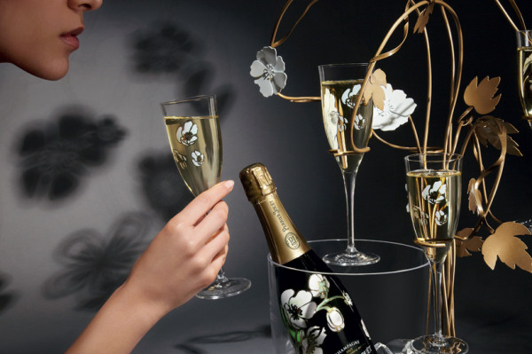 Perrier Jouet champagne The Enchanting Tree
