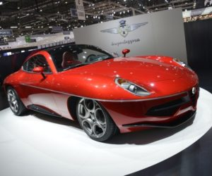 Touring Superlaggera Disco Volante