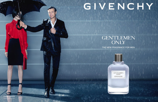 givenchy gentlemen only simon baker
