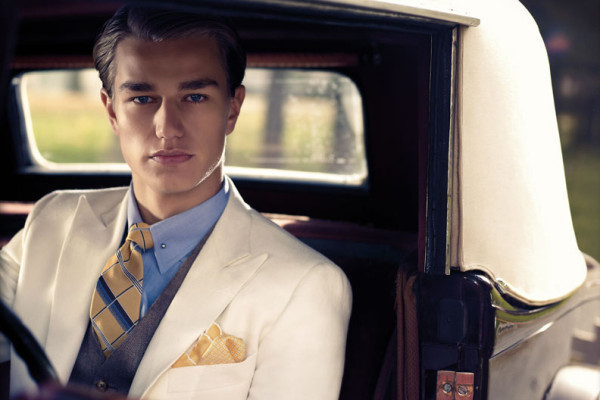 Brooks Brothers Great Gatsby capsule collection