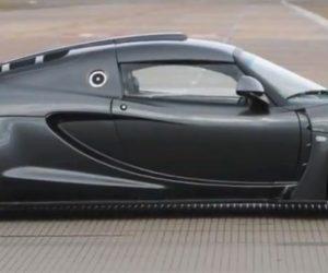 Hennessey Venom GT photo