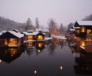 Hoshinoya Karuizawa winter