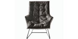 Grandtour Maserati armchair by Zanotta