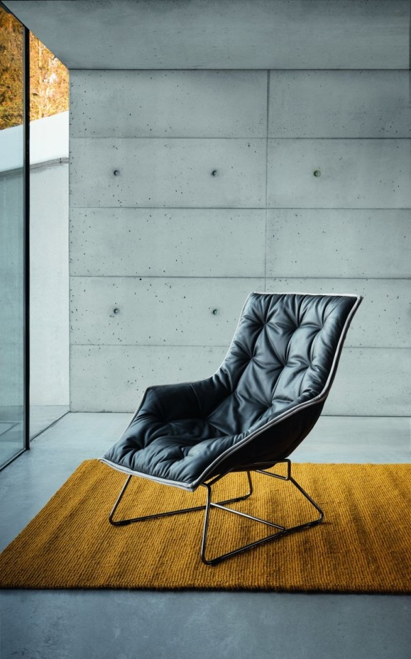 The Maserati Lounge Chair by Zanotta